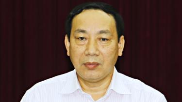 Ông Nguyễn Hồng Trường khi còn là Thứ trưởng Bộ Giao thông vận tải.