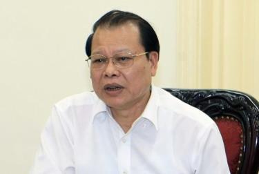 Đồng chí Vũ Văn Ninh.