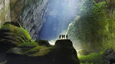 Quảng Bình sở hữu Sơn Đoòng, hang động lớn nhất thế giới.