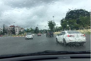 Đợt mưa này có khả năng kéo dài đến ngày 25/7.