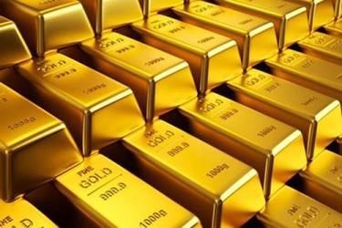 Giá vàng bất ngờ giảm mạnh, ảnh minh họa