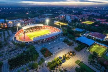 Thái Lan chọn sân Thammasat để đấu với tuyển Việt Nam ở vòng loại World Cup 2022