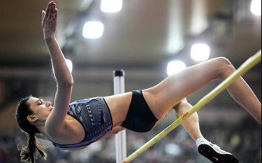 Nhà vô địch thế giới nhảy cao nữ Maria Lasitskene có nguy cơ không được tham dự Olympic Tokyo