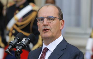 Tân Thủ tướng Pháp Jean castex.