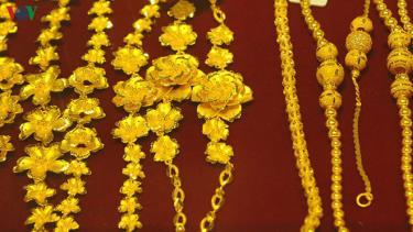 Tuần qua, cả giá vàng trong nước và thế giới đều tăng mạnh.