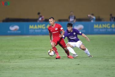 HLV Trương Việt Hoàng thừa nhận Viettel đã chơi thận trọng trước Hà Nội FC để kiếm 1 điểm.