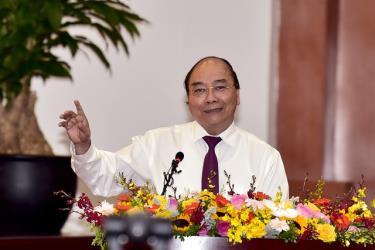 Thủ tướng Nguyễn Xuân Phúc yêu cầu có cơ chế mạnh đối với các địa phương xin vốn về để không