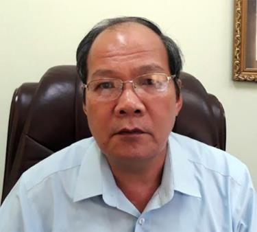 Ông Hoàng Đình Thu