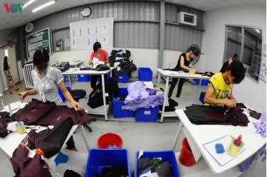Việt Nam đang ở vị thế tốt hơn nhiều nước khác để vượt qua những thách thức về kinh tế và thị trường lao động.