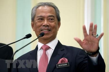 Thủ tướng Malaysia Muhyiddin Yassin.