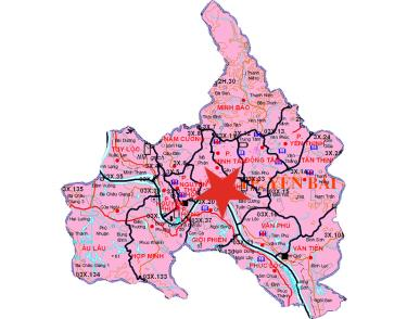 Người dân thành phố Yên Bái cảm nhận rõ sự rung giật của động đất.