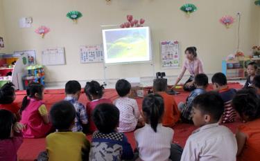 Chất lượng giáo dục - đào tạo trên địa bàn thành phố ngày càng được nâng cao.