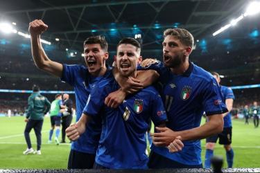 Ý chính thức vào chung kết Euro 2021