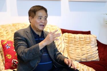 Ông Đào Duy Quát, nguyên Phó Trưởng ban thường trực Ban Tư tưởng – Văn hóa Trung ương