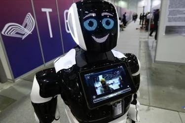 Robot Nga tham gia các hoạt động an ninh ở Châu Âu.