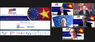 Các diễn giả khách mời đặc biệt từ Bộ Công Thương, Đại sứ quán Việt Nam tại Liên minh châu Âu (EU), và Phái đoàn EU tại Việt Nam.