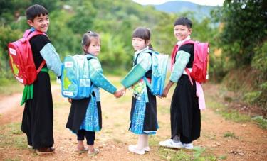 The State policy creates favourable condition for education in ethnic minority areas.