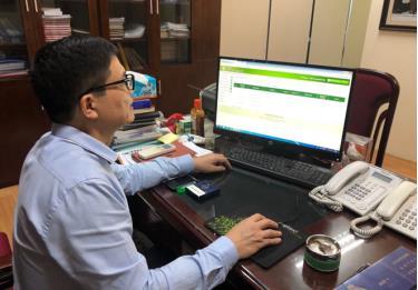 Lĩnh vực an toàn thực phẩm có 8 văn bản được bãi bỏ theo Thông tư 12/2019/TT-BYT (Cục trưởng Cục ATTP Nguyễn Thanh Phong tra cứu văn bản thuộc lĩnh vực quản lý của Cục)