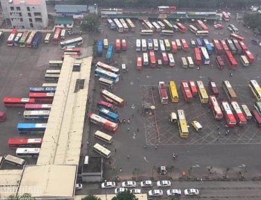 Bến xe Mỹ Đình sẽ tăng cường 140 lượt xe cho các tuyến Phú Thọ, Quảng Ninh, Cao Bằng, Điện Biên, Lai Châu, Sơn La, lào Cai, Yên Bái.