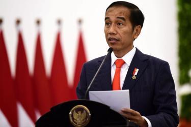 Tổng thống Joko Widodo.
