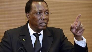 Tổng thống Cộng hòa Chad Idriss Deby.