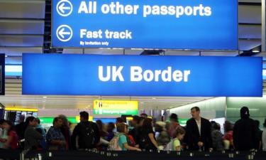 Anh đã lên kế hoạch siết chặt các quy định về hình sự đối với những người (nhập cảnh) vào Vương quốc Anh.