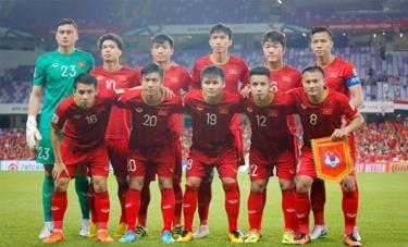 Danh sách sơ bộ tuyển Việt Nam tham dự vòng loại World Cup 2022 đã được gửi đến AFC.