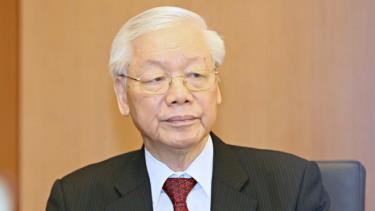 Tổng bí thư, Chủ tịch nước Nguyễn Phú Trọng vừa ký ban hành Nghị quyết của Bộ Chính trị về định hướng hoàn thiện thể chế, chính sách, nâng cao chất lượng, hiệu quả hợp tác đầu tư nước ngoài đến năm 2030.