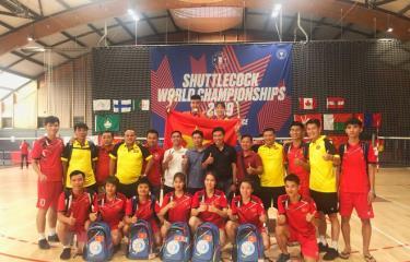Đội tuyển Đá cầu Việt Nam tham dự Giải vô địch Đá cầu thế giới lần thứ 10 tại Pháp.