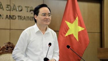 Bộ trưởng Phùng Xuân Nhạ đề nghị chia kỳ thi làm 2 đợt