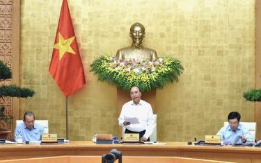 Thủ tướng kết luận phiên họp Chính phủ thường kỳ tháng 7
