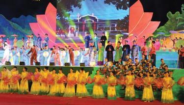 Trình diễn dân ca Ví, Giặm Nghệ Tĩnh