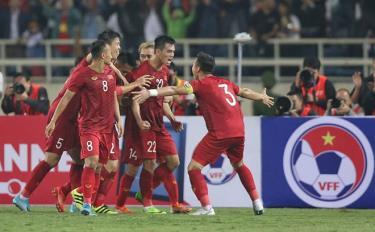 Đội tuyển Việt Nam sẽ gặp đội tuyển Malaysia vào ngày 13-10.