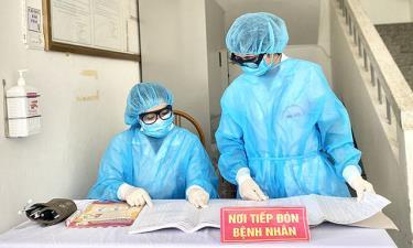 Ca thứ 6 mắc COVID-19 ở Hà Nội làm cùng bệnh nhân dương tính ở quán Pizza Trần Thái Tông