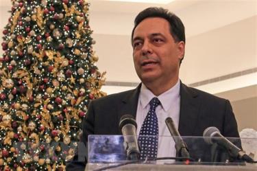 Thủ tướng Liban Hassan Diab.