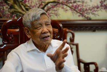 Tổng Bí thư Lê Khả Phiêu (1931-2020)