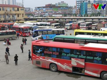 Vé điện tử tại xe bus nhanh BRT