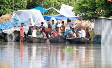 Ít nhất 161 người đã thiệt mạng vì lũ lụt tại Bangladesh.