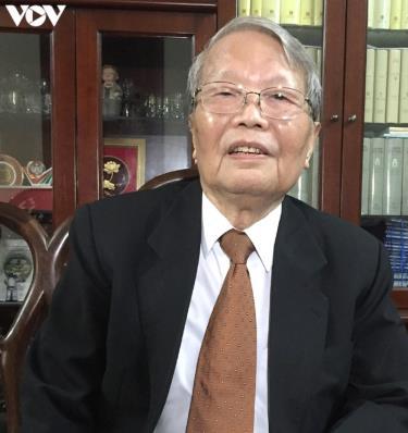 Nguyên Chủ tịch nước Trần Đức Lương