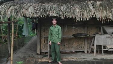Ước mơ được mặc áo bộ đội của nam sinh nghèo Lâm Đại Lộc đã trở thành sự thật khi em có mức điểm thi tốt nghiệp rất cao.