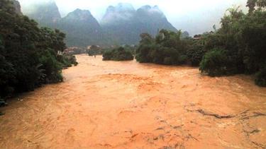 Mưa lớn diễn ra trên diện rộng tại Yên Bái sẽ khiến khu vực  suối xuất hiện lũ ống, lũ quét. Người dân và chính quyền các địa phương cần chú ý theo dõi các bản tin thời tiết để chủ động ứng phó nhằm giảm thiểu thiệt hại do mưa lũ gây ra.