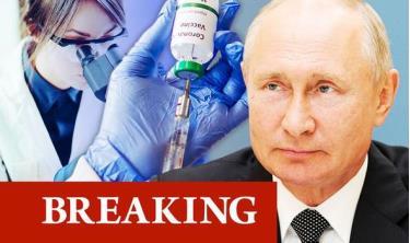 Tổng thống Putin tuyên bố Nga đã có vaccine Covid-19 đầu tiên trên thế giới, con gái ông cũng đã được tiêm