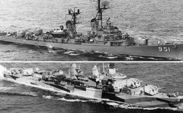 Mỹ cáo buộc Việt Nam đã tấn công tàu khu trục Turner Joy và Maddox