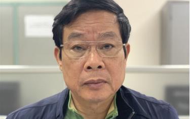 Ông Nguyễn Bắc Son, nguyên Bộ trưởng Bộ Thông tin và Truyền thông.