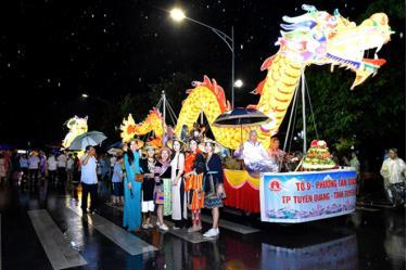Sau 15 kỳ tổ chức, Lễ hội Thành Tuyên đã trở thành nét văn hóa đặc sắc, thương hiệu của Tuyên Quang.
