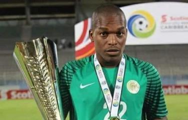 Jarzinho Pieter qua đời trước trận gặp Haiti.