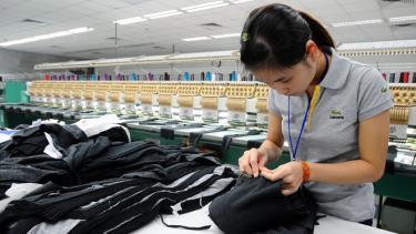 Xuất khẩu sản phẩm dệt may được dự báo sẽ tiếp tục duy trì đà tăng trưởng.