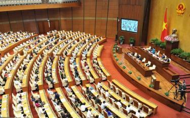 Dự kiến kỳ họp thứ 8, Quốc hội khóa 14 sẽ khai mạc vào ngày 21/10/2019