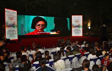 Khán giả xem phim