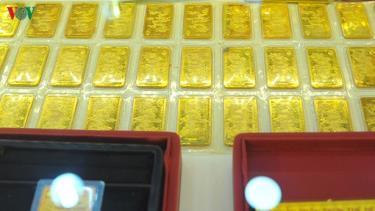 Giá vàng SJC tăng trở lại mốc 42 triệu đồng/lượng.